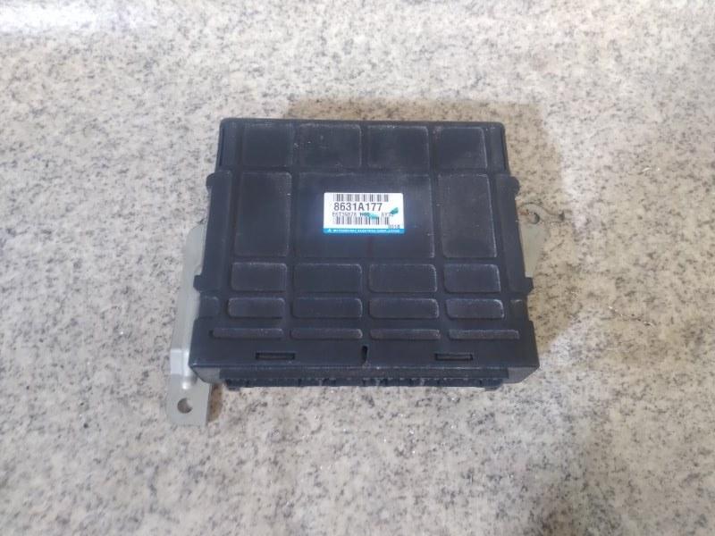 Блок управления efi Mitsubishi Pajero Mini H58A 4A30T 2003