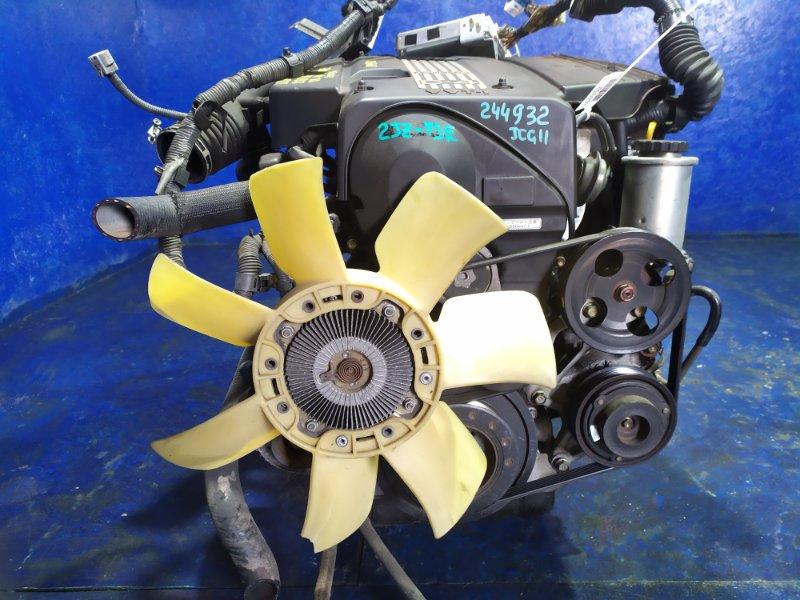 Двигатель Toyota Progres JCG11 2JZ-FSE 04.2001
