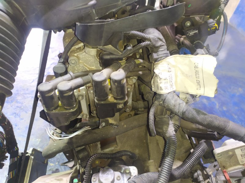Двигатель Fiat Panda 169 188A4000 2007