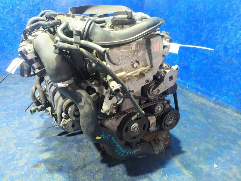Двигатель Volkswagen Golf BLG
