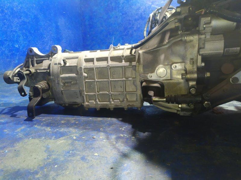 Мкпп Mazda Bongo Brawny SKE6V FE 2008