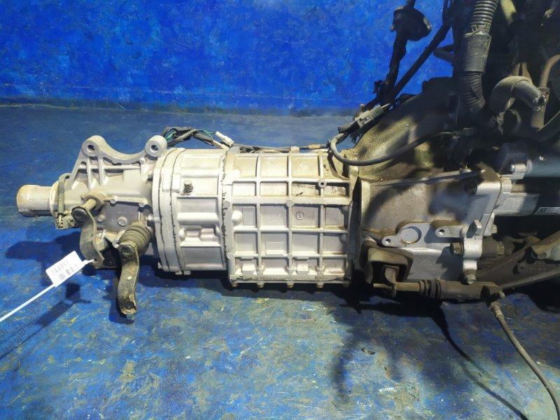 Мкпп Mazda Bongo Brawny SKE6V FE 2009
