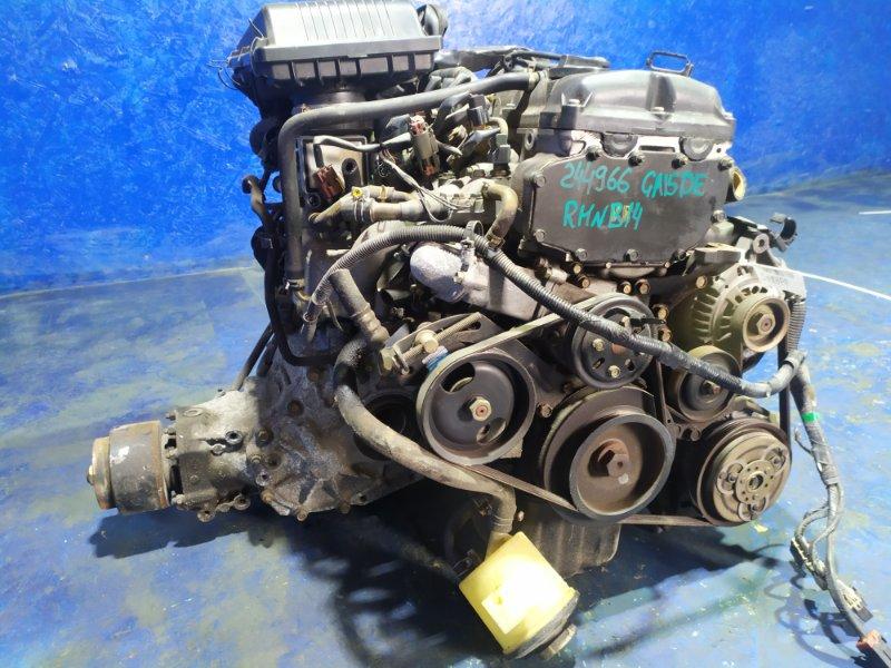 Двигатель Nissan Rasheen RFNB14 GA15DE 1997
