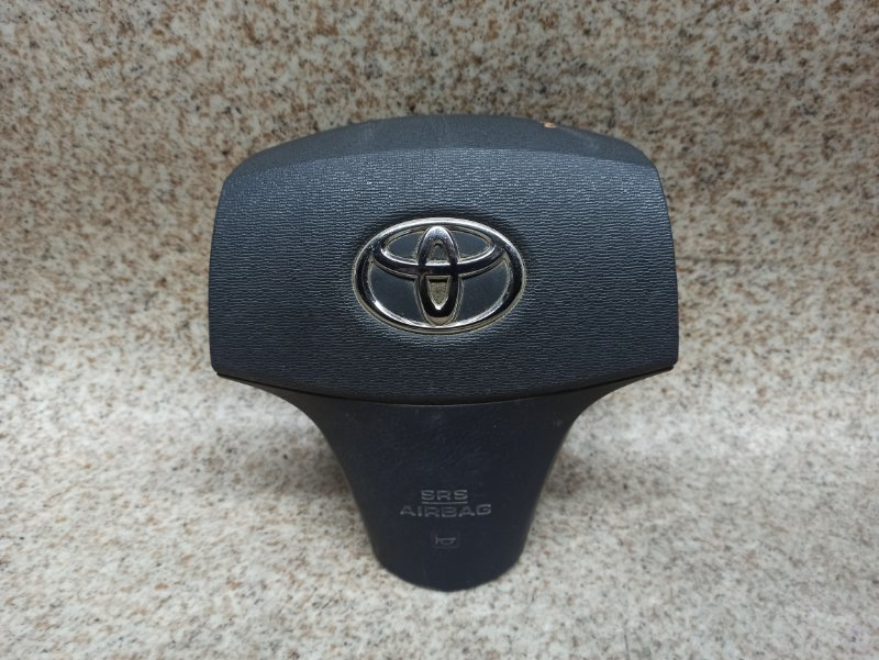 Airbag водителя Toyota Isis ANM10 1AZ-FSE 2005