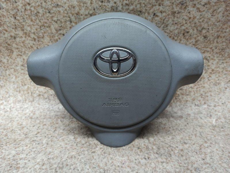 Airbag водителя Toyota Sienta NCP81 2005