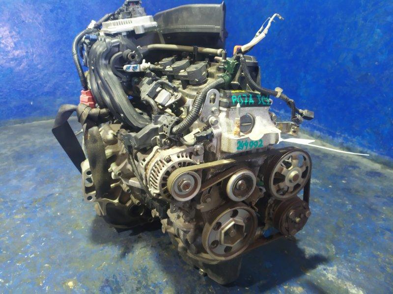 Двигатель Honda Life JC1 P07A 2011