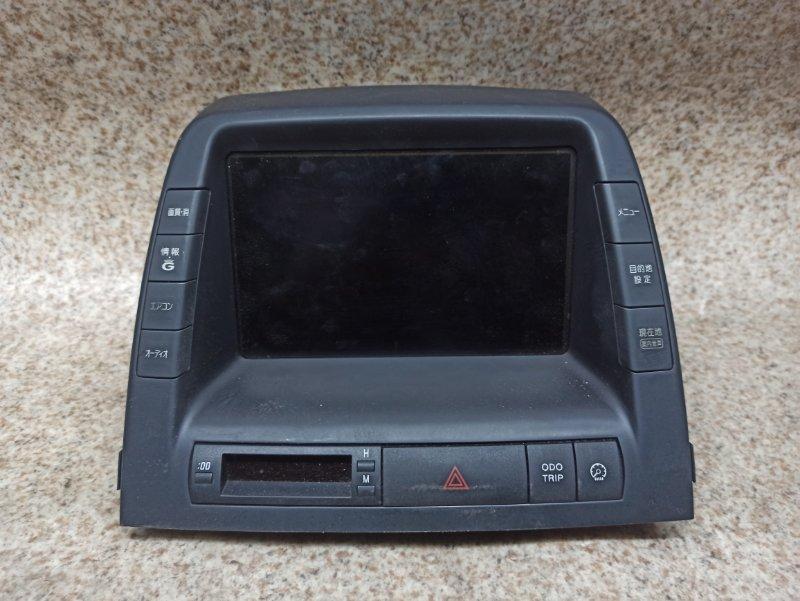 Монитор Toyota Prius NHW20 2008