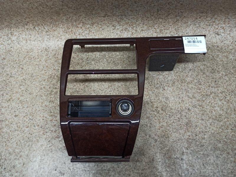 Консоль магнитофона Toyota Mark Ii JZX100 1JZ-GE 1996