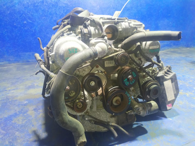 Двигатель Toyota Crown Majesta UZS173 1UZ-FE VVTI 2002