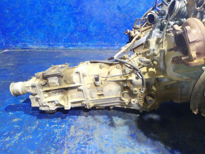 Мкпп Subaru Legacy BG5 EJ20R 1997