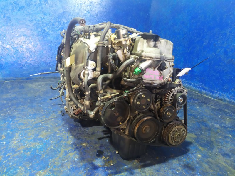 Двигатель Nissan Primera WHP11 QG18DD 2000