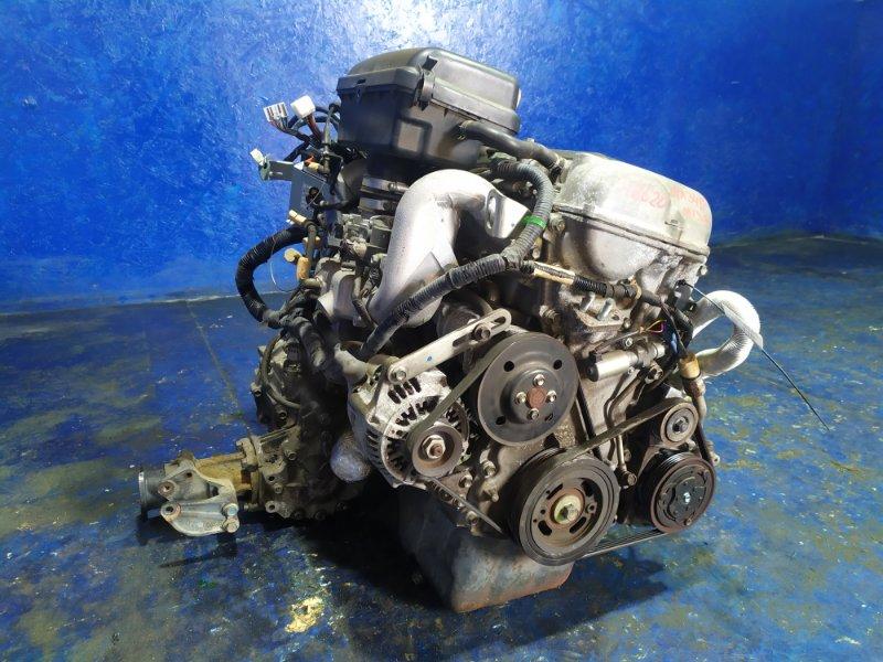 Двигатель Suzuki Wagon R Solio MA34S M13A 2009