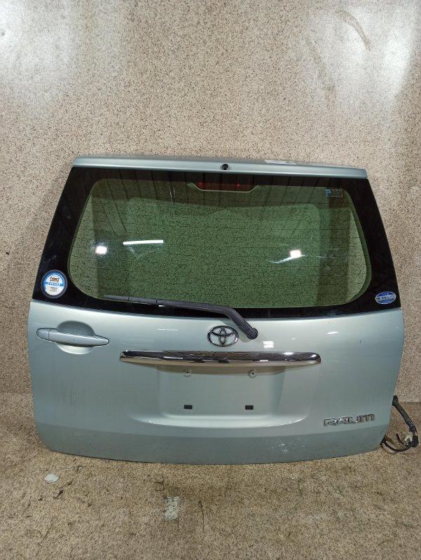 Дверь задняя Toyota Raum NCZ20 2003 задняя