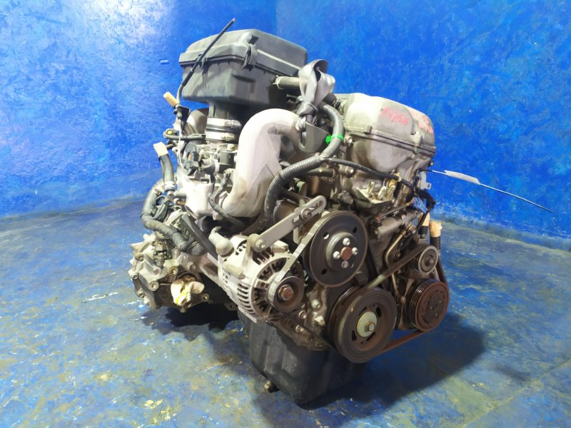 Двигатель Suzuki Chevrolet Cruze HR52S M13A 2005