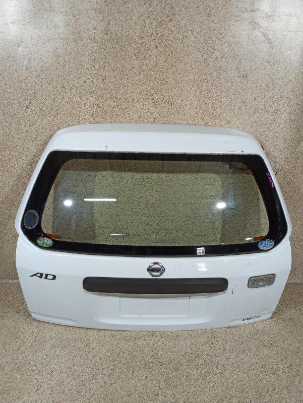 Дверь задняя Nissan Ad Y11