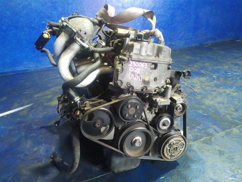 Двигатель Nissan Avenir W11 QG18DE 2000