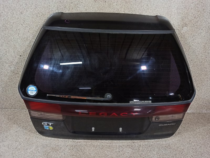 Дверь задняя Subaru Legacy BG5