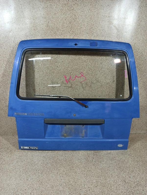 Дверь задняя Nissan Vanette SS28V