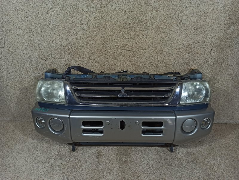 Nose cut Mitsubishi Pajero Mini H58A 4A30 2005