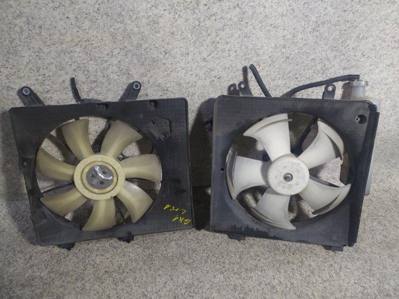 Вентилятор радиатора Honda Mobilio Spike GK1 L15A 2005