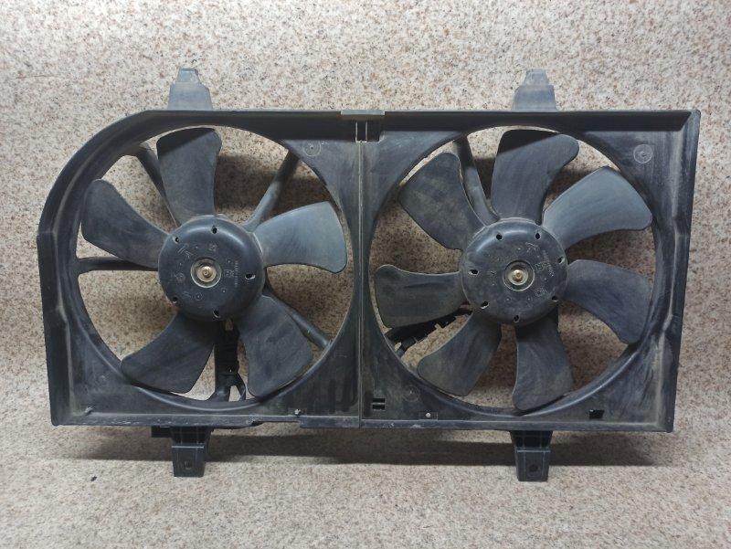 Вентилятор радиатора Nissan Wingroad WFY11 QG15DE