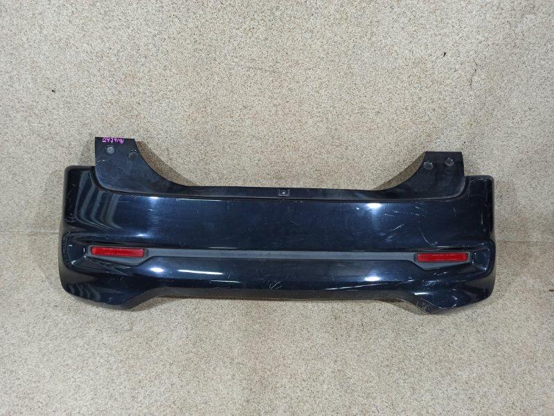 Бампер Suzuki Solio MA15S 2012 задний