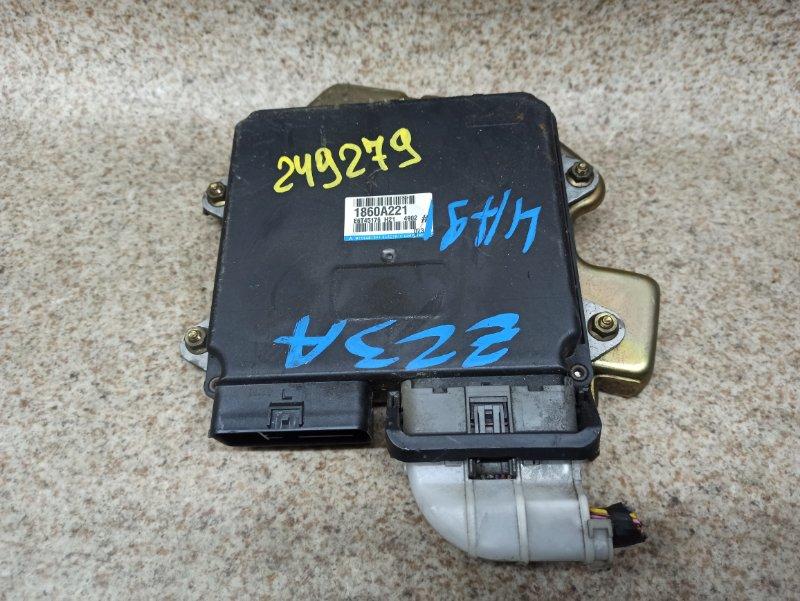 Блок управления efi Mitsubishi Colt Z23A 4A91