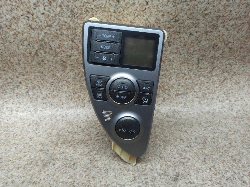 Климат контроль Toyota Ractis NCP100