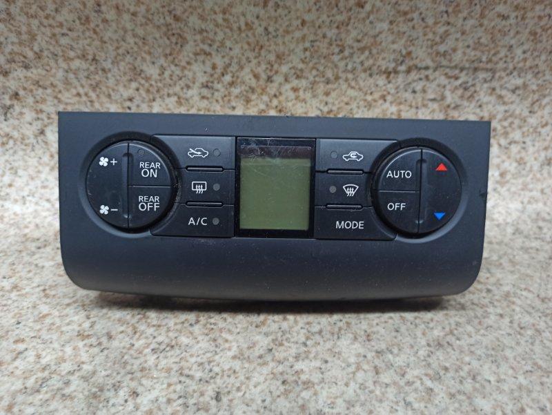 Климат контроль Nissan Serena C25