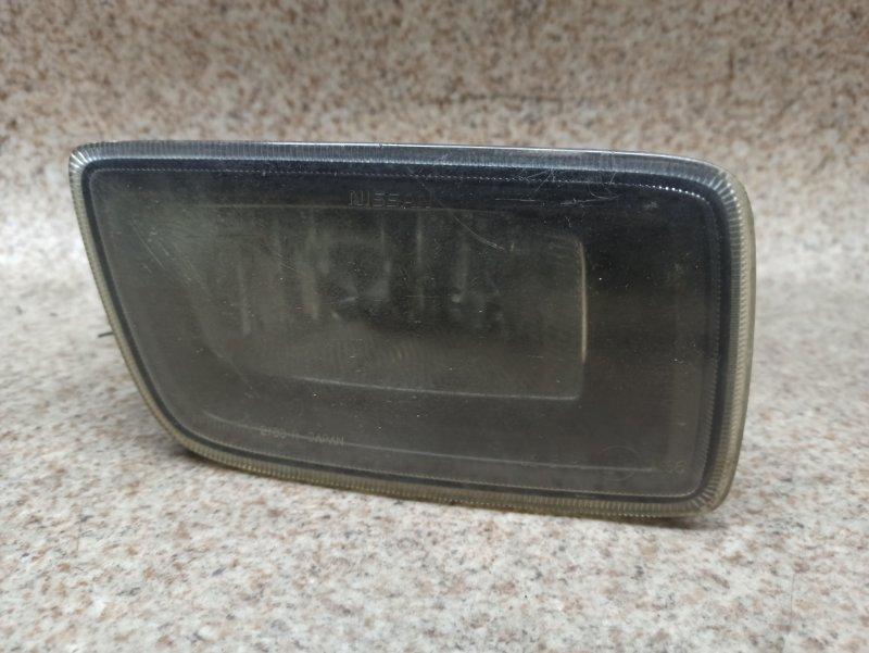 Туманка Nissan Serena TC24 передняя правая
