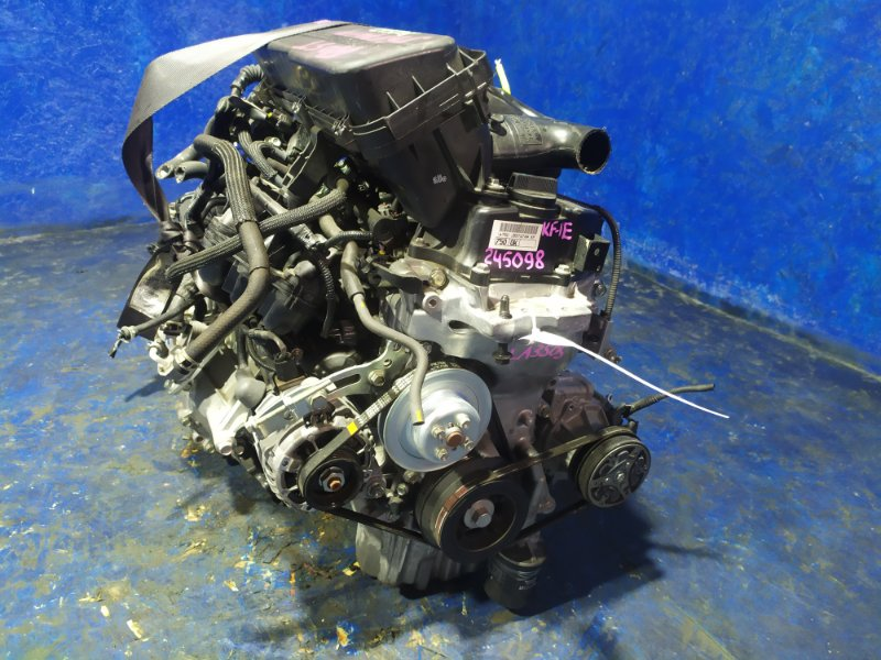 Двигатель Daihatsu Mira E:s LA350S KF-VE 2017
