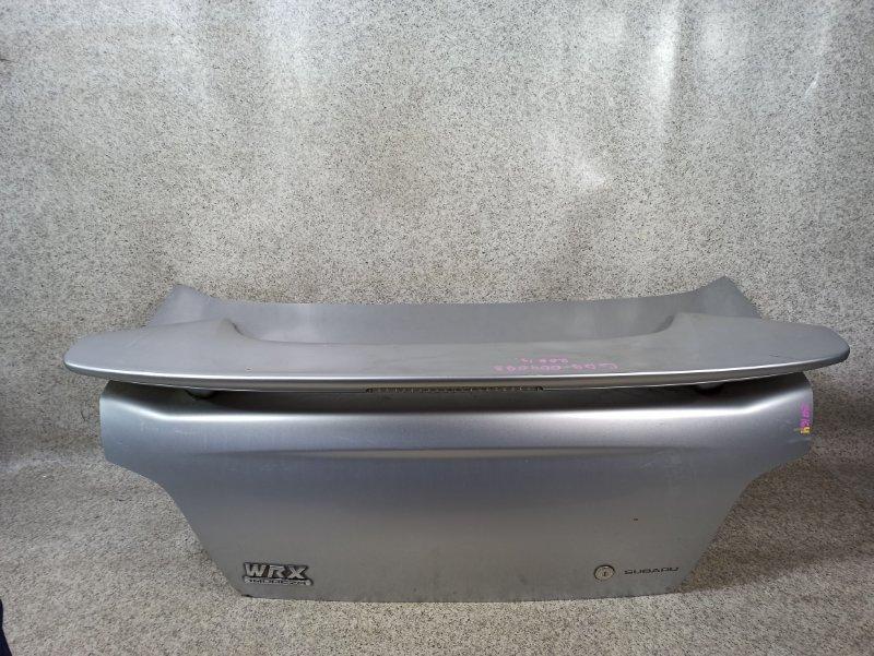 Крышка багажника Subaru Impreza GD9 2001