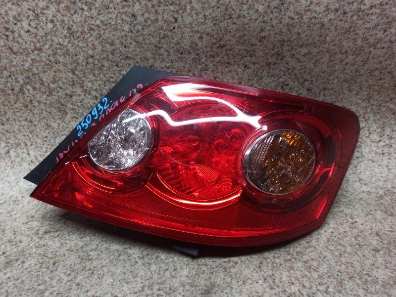 Стоп-сигнал Toyota Mark X GRX120 задний правый