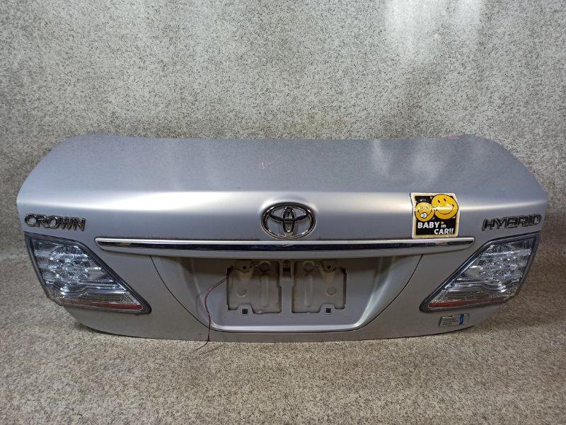 Крышка багажника Toyota Crown GWS204