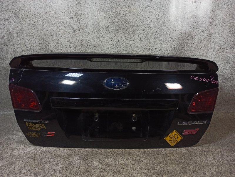 Крышка багажника Subaru Legacy BMM