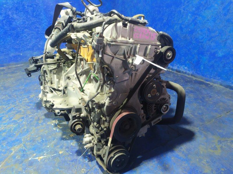 Двигатель Mazda Biante CCEFW LF 2010