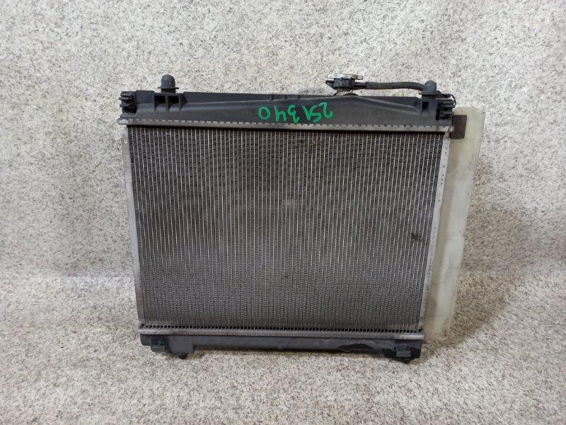 Радиатор основной Toyota Vitz KSP90 1KR-FE