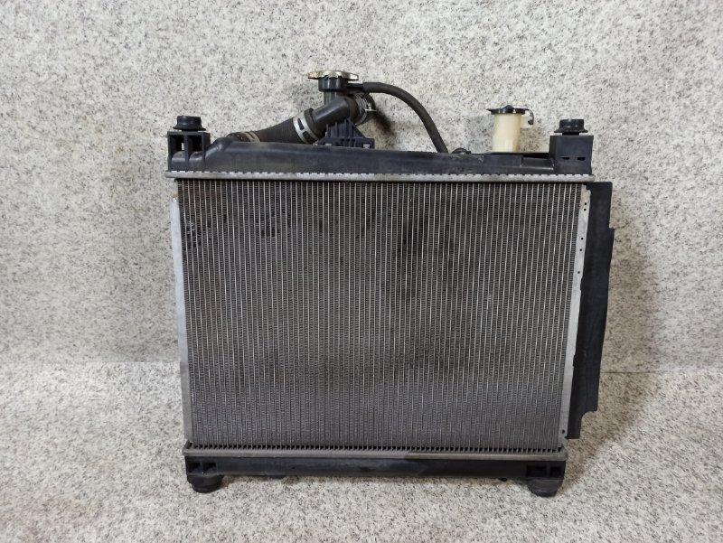 Радиатор основной Toyota Porte NNP10 2NZ-FE