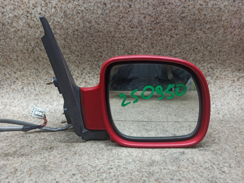 Зеркало Daihatsu Terios Kid J100G переднее правое