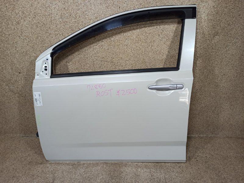 Дверь Daihatsu Mira E:s LA350S передняя левая