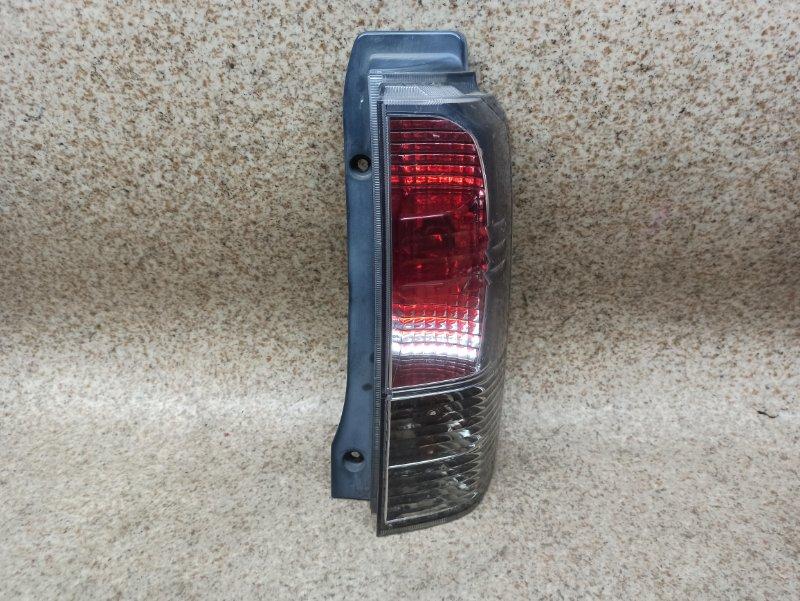 Стоп-сигнал Mitsubishi Ek Wagon H81W задний правый