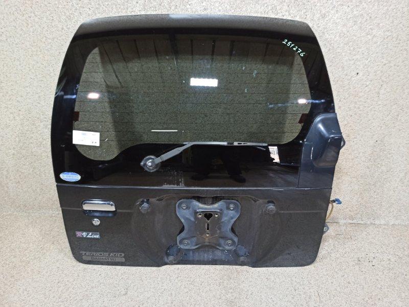 Дверь задняя Daihatsu Terios Kid J111G
