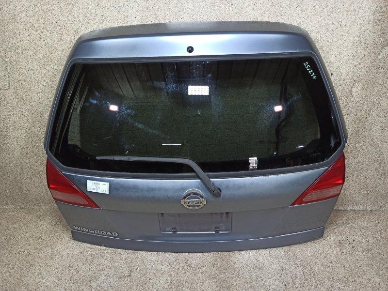 Дверь задняя Nissan Wingroad WFY11