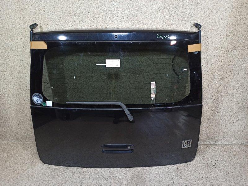 Дверь задняя Toyota Bb NCP30 2000