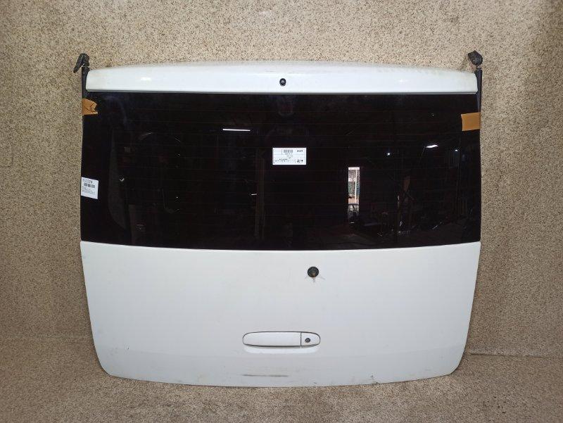 Дверь задняя Toyota Bb NCP30 2001