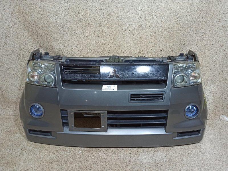 Nose cut Mitsubishi Ek Wagon H81W 3G83 2004