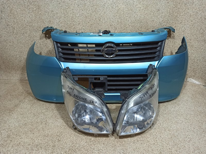 Nose cut Nissan Roox ML21S K6A 2009