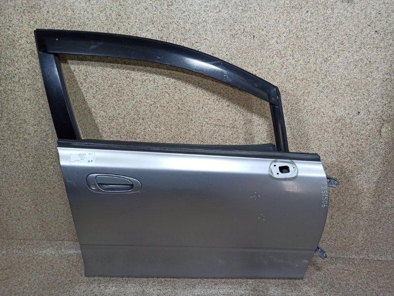 Дверь Honda Airwave GJ1 2005 передняя правая