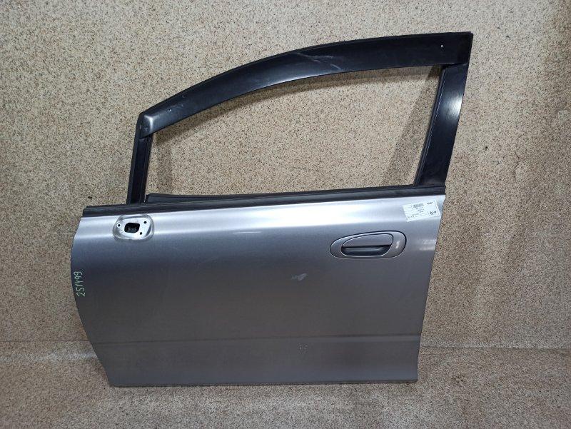 Дверь Honda Airwave GJ1 2005 передняя левая