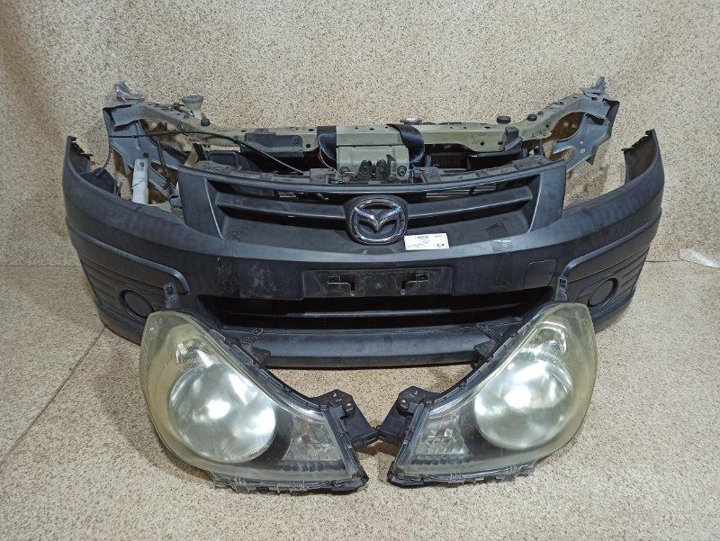 Nose cut Mazda Familia VAY12 CR12DE 2010